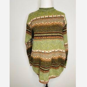 Unites Colors of Benetton Wool Vintage Cottagecore